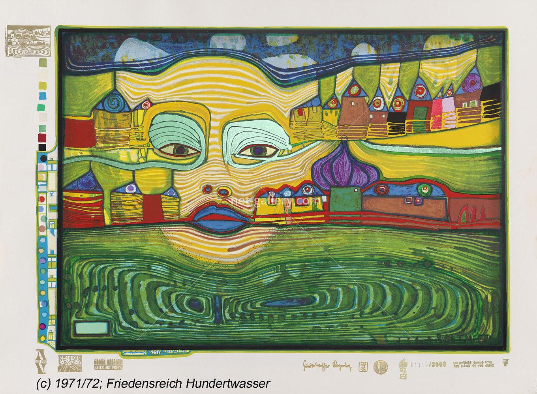 Galerie Am Stubentor Friedensreich Hundertwasser