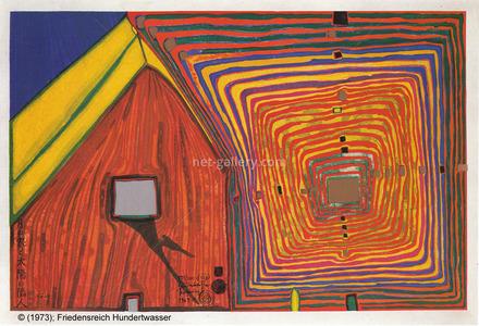 Die Nachbarn I - Spiralsonne und Mondhaus HWG32