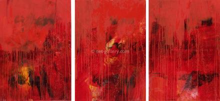 Die rote Trilogie