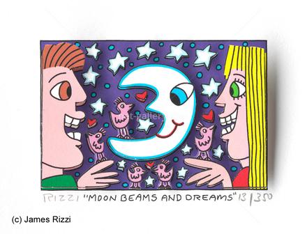 Moon beams and dreams