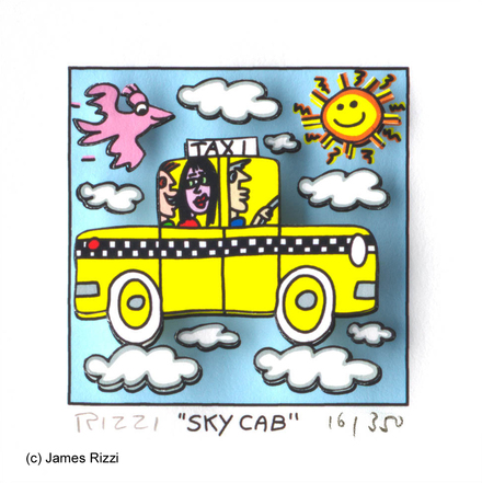 Sky cab