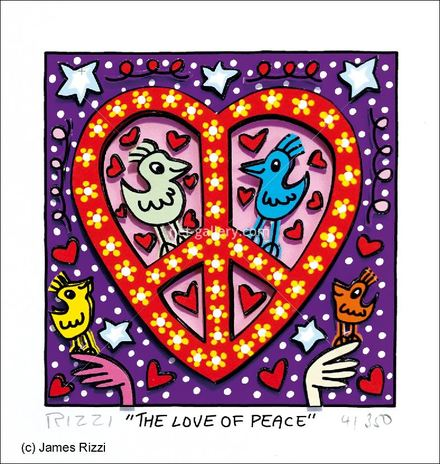 The love of peace
