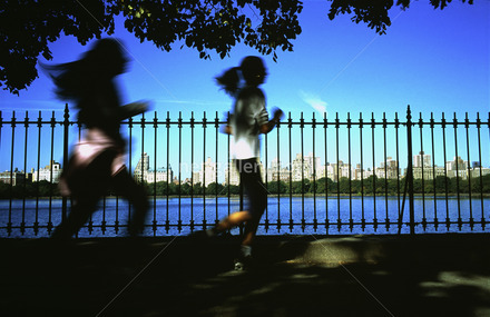 running central park reservoir