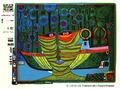 Kolumbus Regentag in Indien HWG49