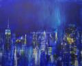NY - night